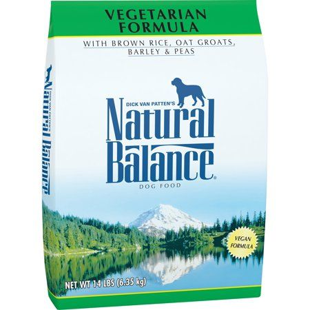 Natural Balance Vegetarian Dry Dog Food 14 Lb Natural Balance