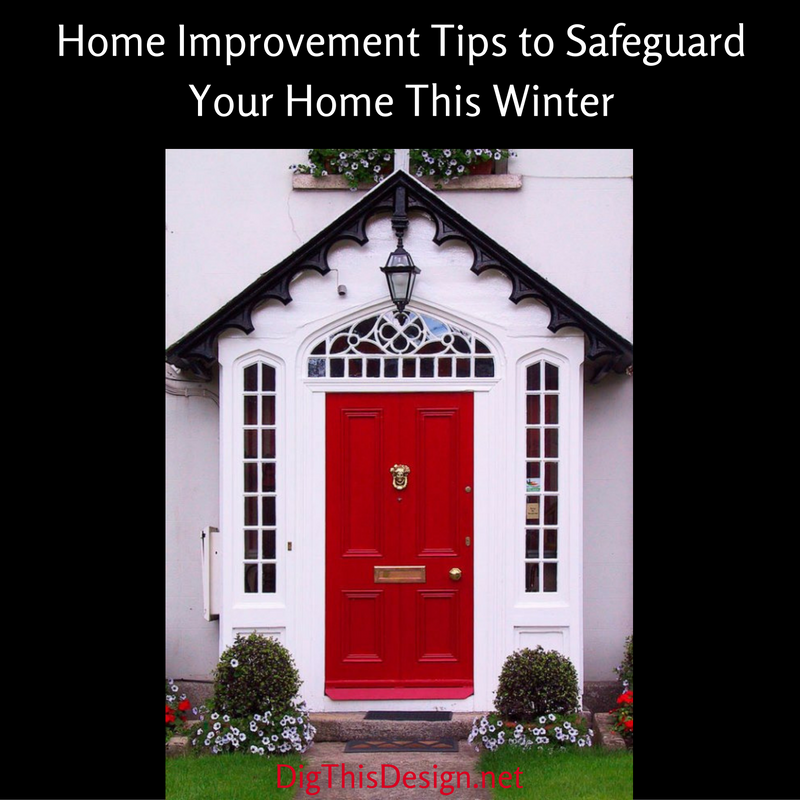 How to safeguard your home this winter to keep you and your family safe.  sc 1 st  Pinterest & How to safeguard your home this winter to keep you and your family ... pezcame.com