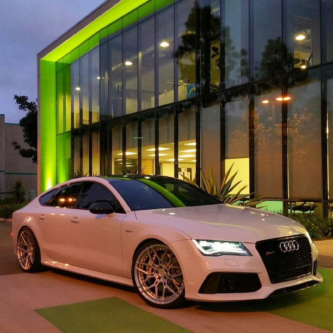 TAG Motorsports : Audi RS7