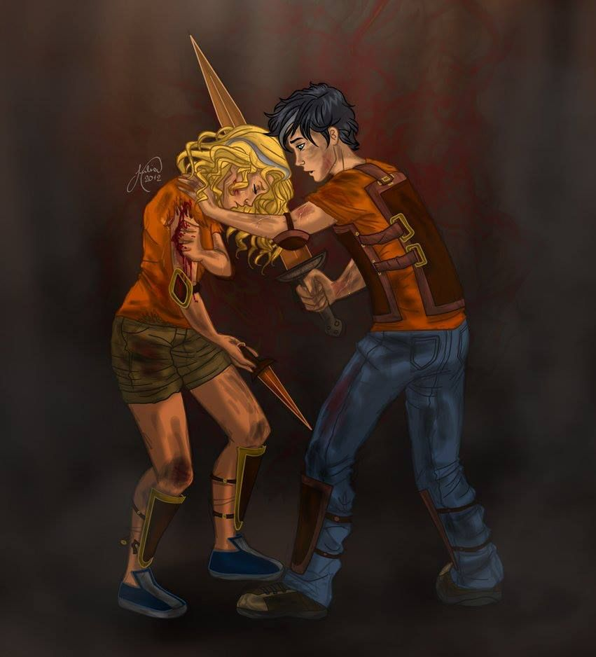 percabeth percy jackson annabeth chase heroes of