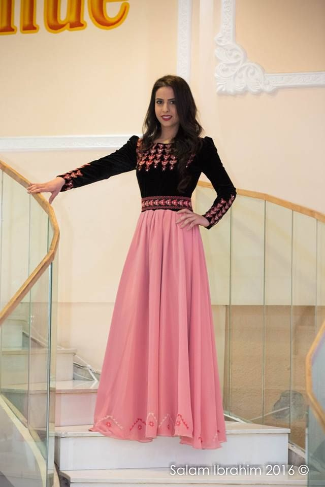 palestinian dress | сукні | Pinterest | Taller de costura ...