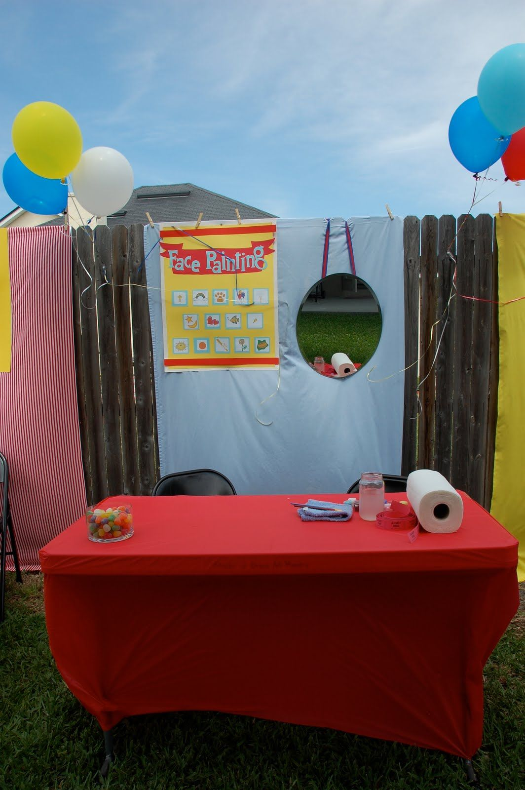 DSC_0144.jpg | Backyard carnival, Carnival birthday ...