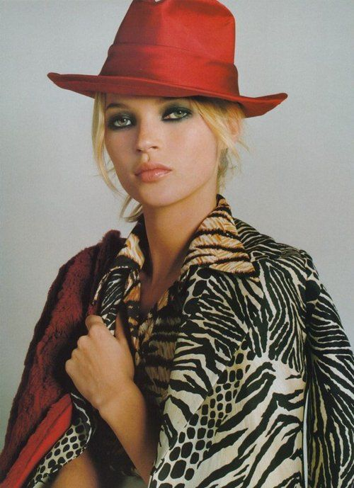 theygivegoodhead: Power of Mixing | Vogue Italia March 1996 Kate Moss by Steven Meisel
