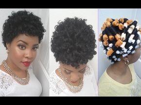 Hair Cabello Afro Peinados Para Afro Corto  – Peinados
