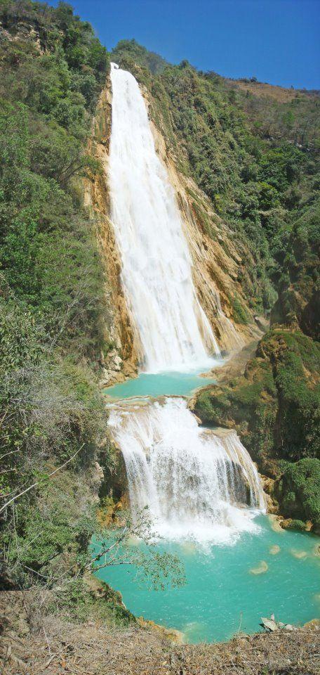 Velo de Novia- cascadas el Chiflon
