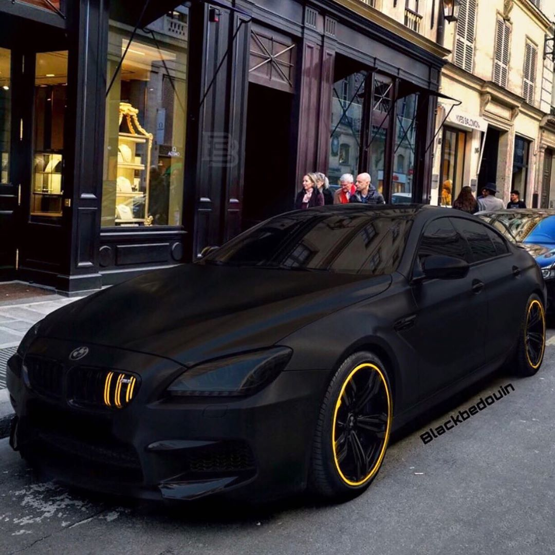 Click On The Picture For More Blackout Bmw M6 Edit