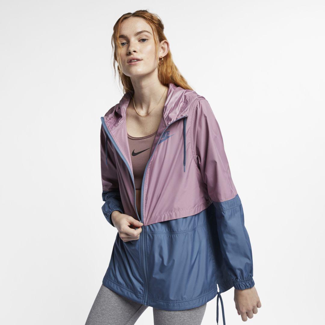 982667c3 Sportswear Women's Woven Jacket in 2019 | Products | Nike sportswear ...