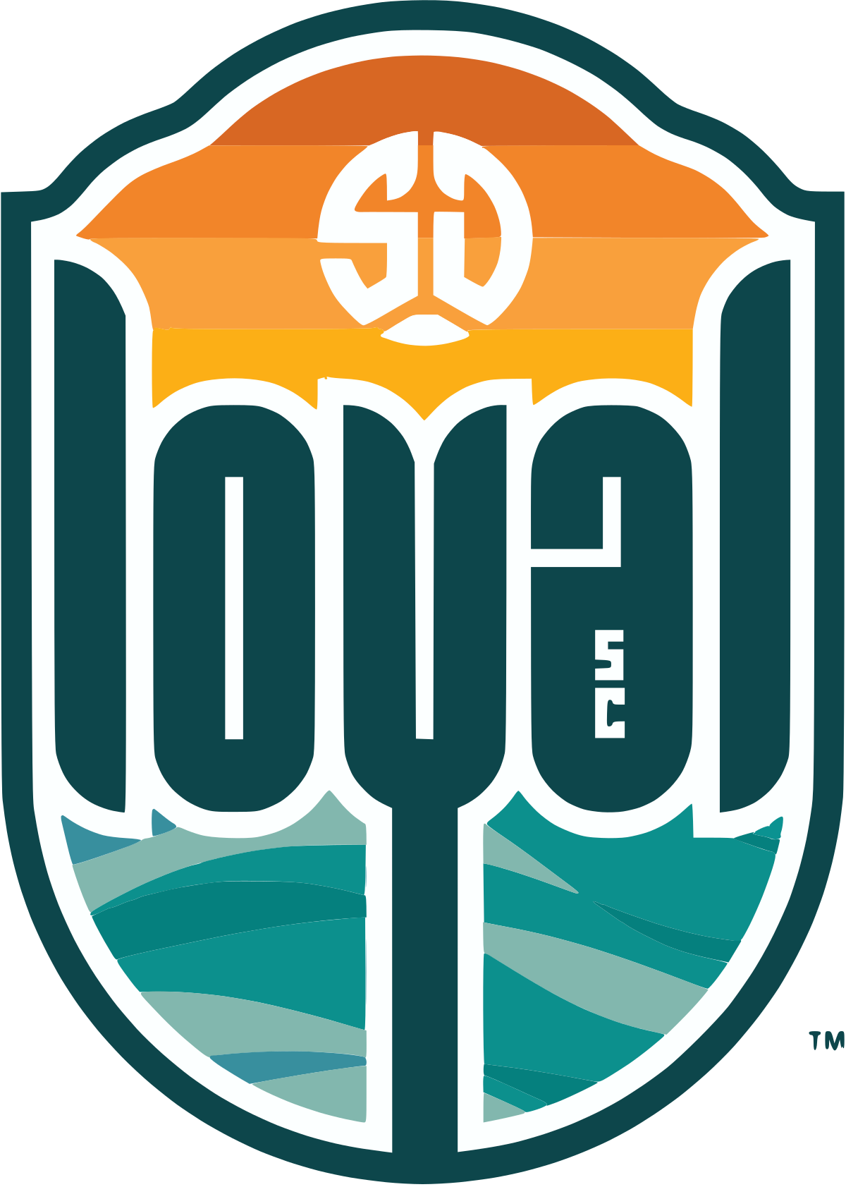 San Diego Loyal Sc Logo Logos Sports Logo Sport Team Logos