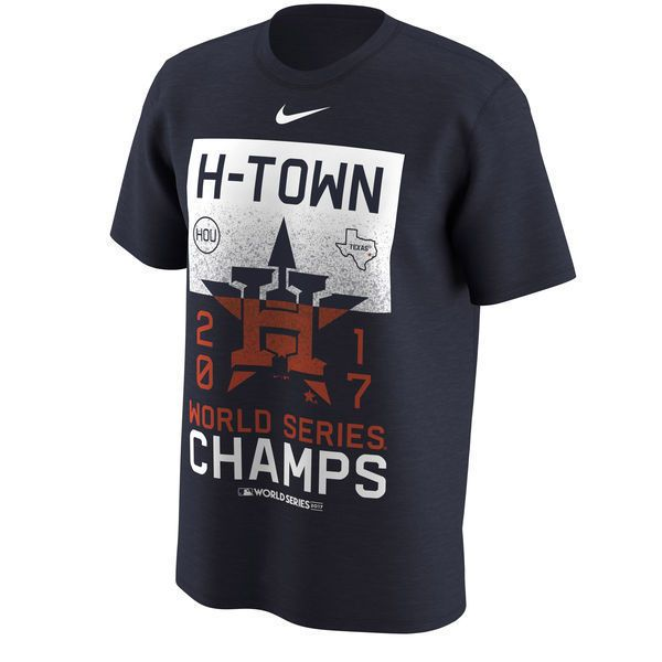 03101200aab Limited Nike MLB 2017 World Series Champions Houston Astros Local Champion  Shirt  Nike  HoustonAstros