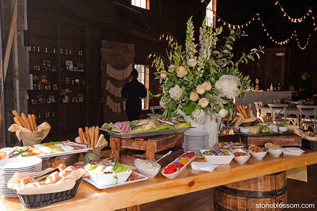 A Brand New Concept For Your Wedding Dinner Service Blog Russell Morin Fine Catering