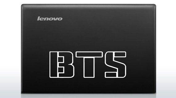 Bts Decal Label Bts Bts K Pop Fan K Pop Decals Bts Car Etsy