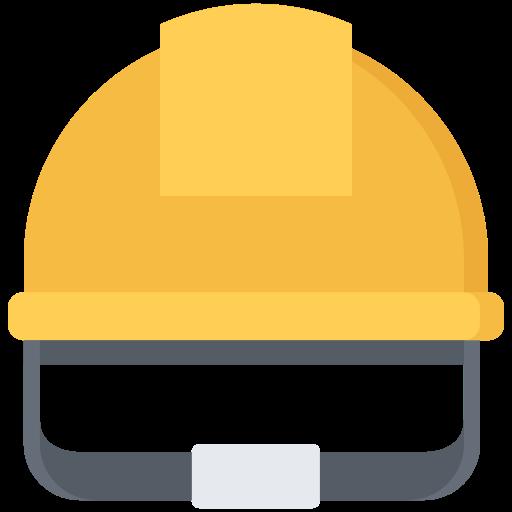 Hard Hat Free Vector Icons Designed By Nikita Golubev In 2020