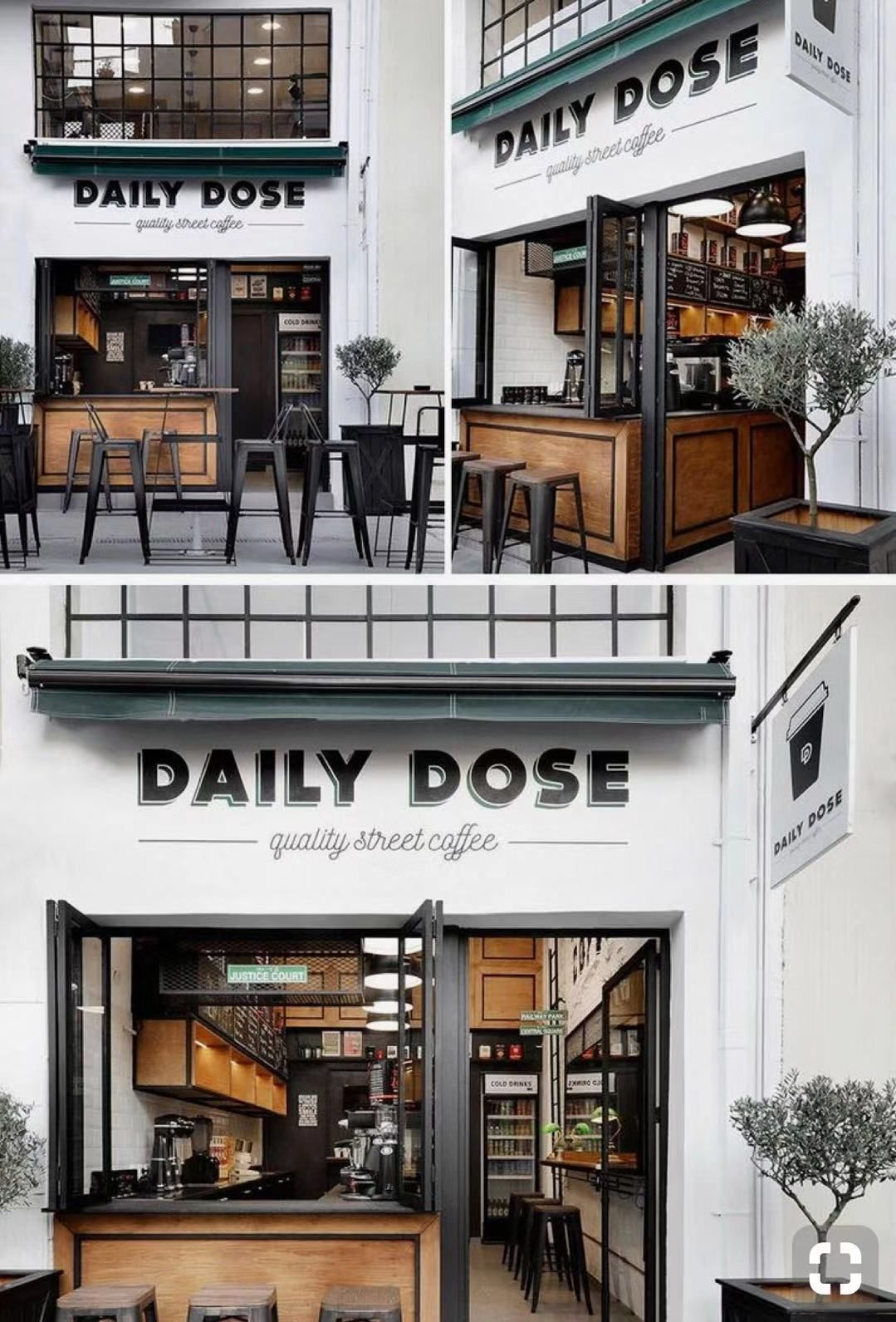 Pin By Suki On Commercial Interior Design Coffee Shop Decor Coffee Shops Interior Coffee Shop Design