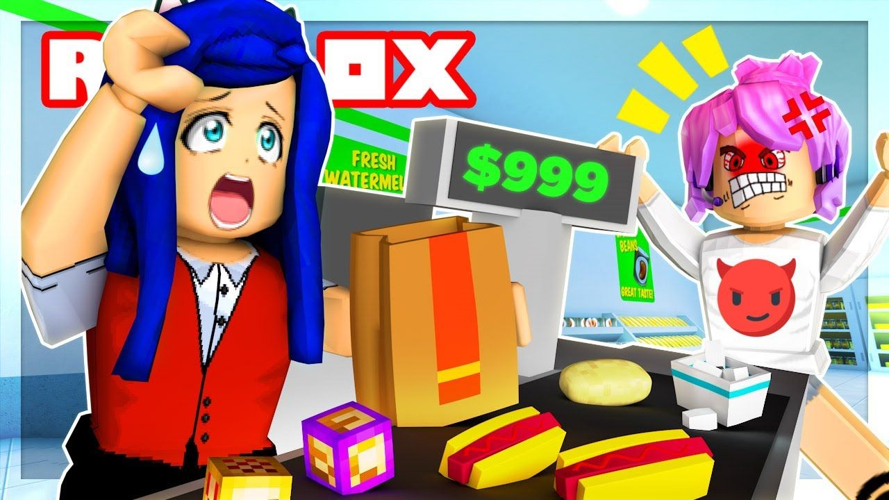 Roblox Family MY FIRST JOB! I ALMOST GET FIRED
