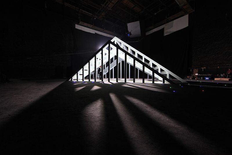 Pirámide - Making Of Polanco tiene un nuevo corazón. #ElPalaciodelosPalacios