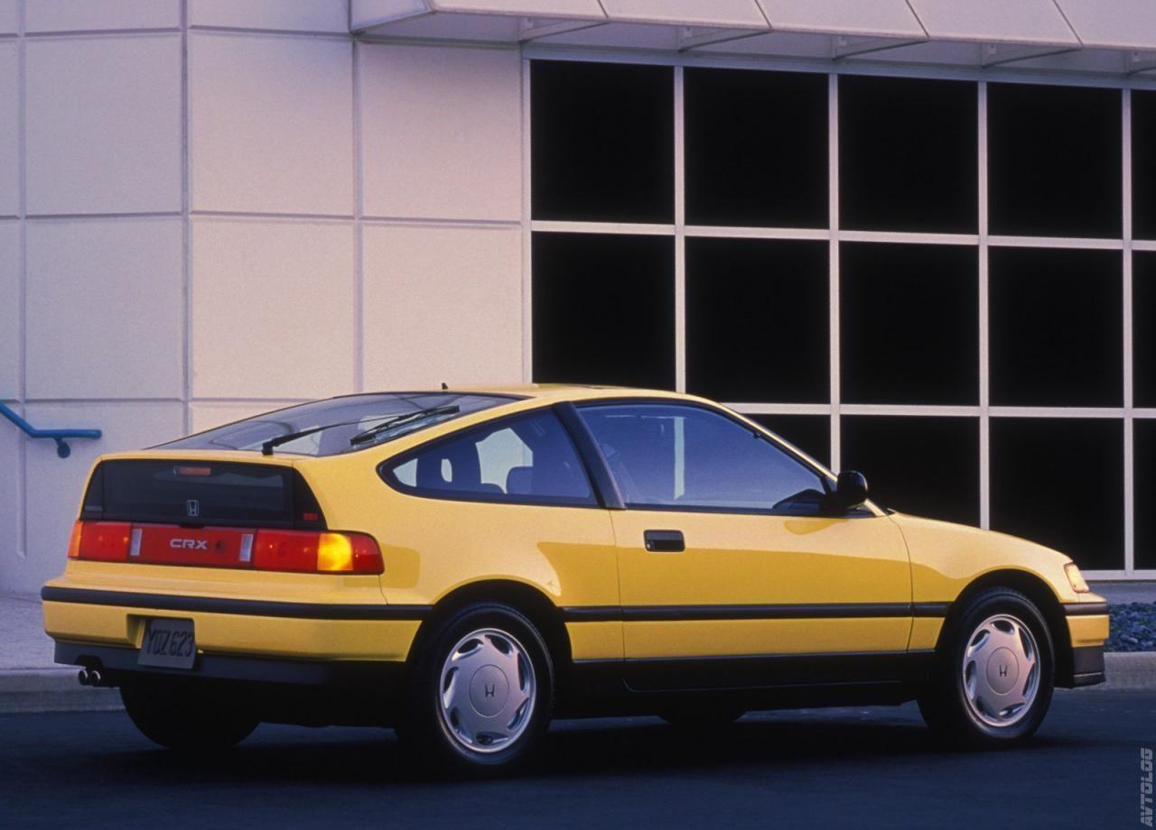 1988 Honda Civic CRX Si   Honda   Pinterest   Honda civic, Honda and ...