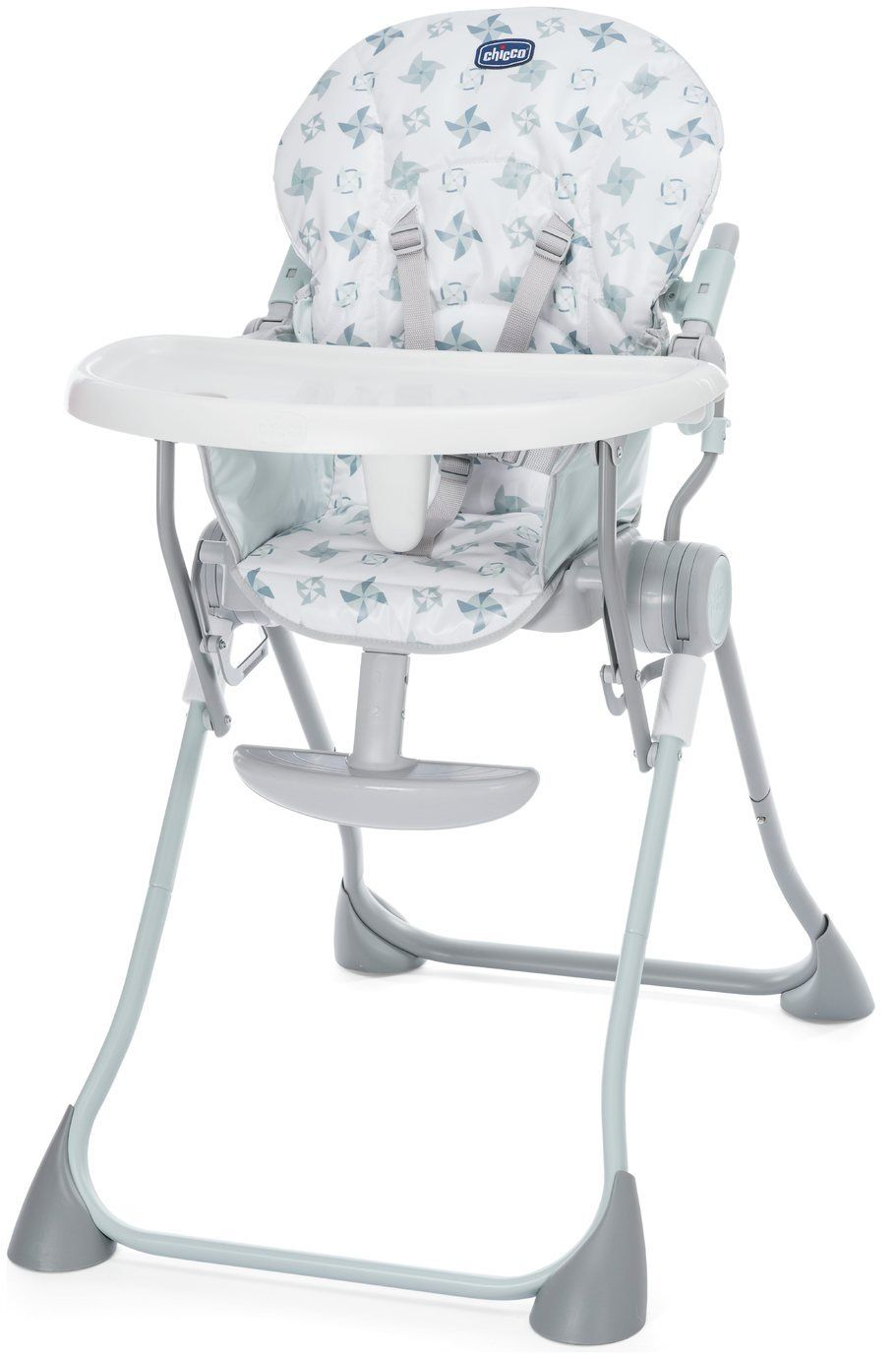 Chicco Pocket Meal Highchair Silver In 2020 Highchair Cover Baby Feeding Pillow Chairs For Sale