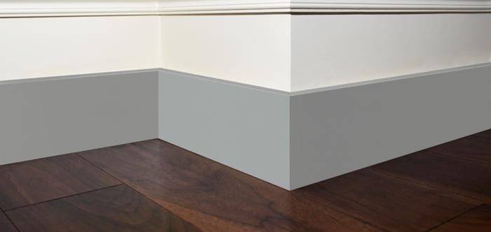 8 Listwa Przypodlogowa Mdf Szara Gr 16 Mm Promien Gladki Listwy Przypodlogowe Grupa Ggd Golddoor Furniture Home Home Decor