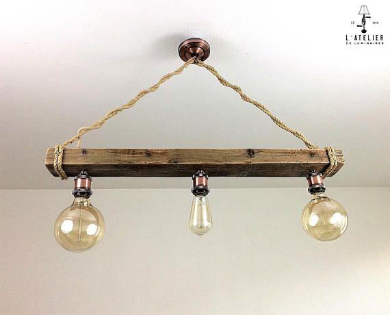 suspended wood light ceiling light scandinavian lightning. Black Bedroom Furniture Sets. Home Design Ideas