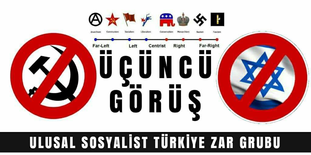 Ulusal Sosyalist Türkiye Partisi Ustpar Ulusal Sosyalist Türkiye