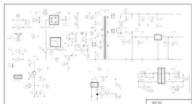 BENQ Q7T4(FP71G)Power Inverter diagram   Inverter Circuit