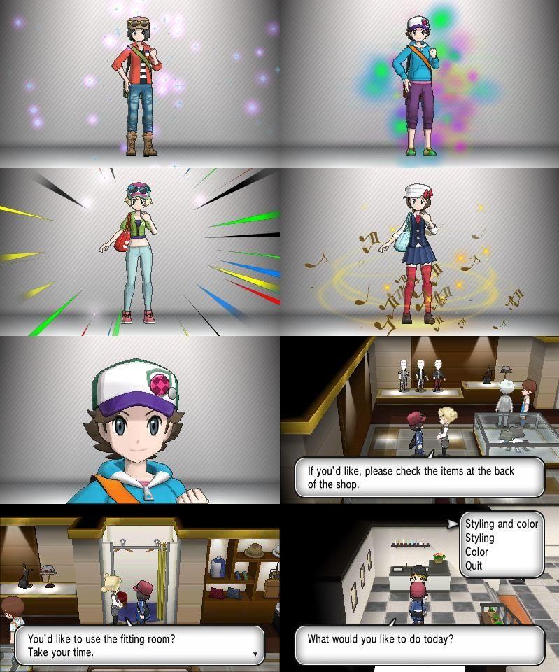 Weibliche Frisur Pokemon X Neue Frisuren Pokemon First 150 Pokemon Pokemon X