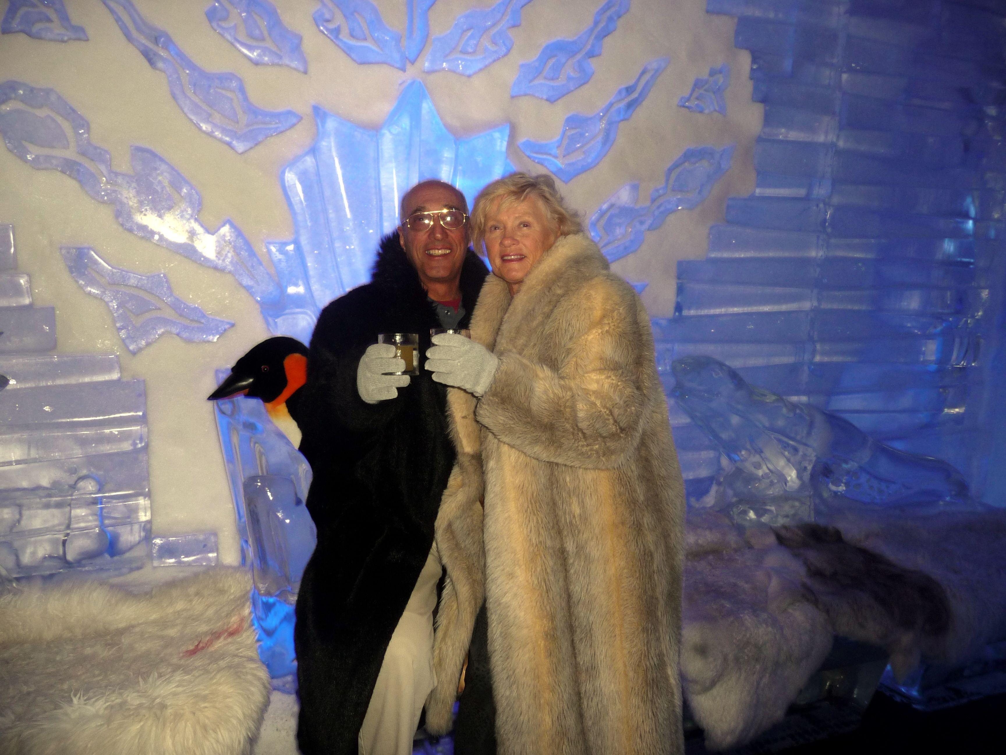 Ice Bar, Orlando