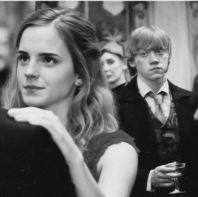 19 Reasons Hermione Shouldn't Have Gotten Married At All ...