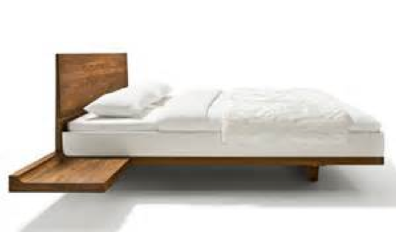 Minimal Bed The Riletto Bed By Team 7 Team7furniture Minimalist