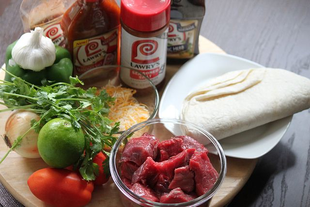 @Jen Rabulan-Bertram over at Next Kid Thing shared a recipe for grilled steak quesadillas.  Click through for the recipe.  I am a bit of a Lawry's fanatic so it caught my eye.  I put it on everything from potatos, to green beans to meat.  What do you use Lawry's on?