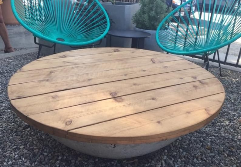 Fire pit to coffee table converter in 2020 fire pit