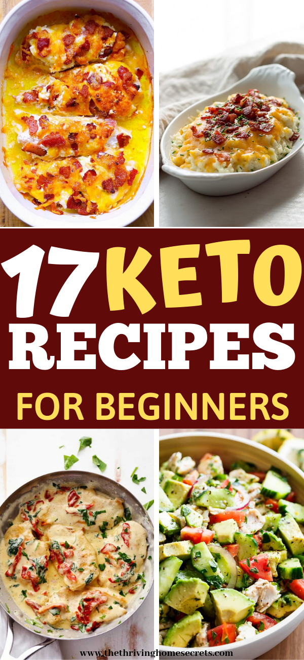 17 Easy Keto Recipes Perfect For Rapid Weight Loss#ketorecipes#ketorecipesforbeginners#ketorecipesforweightloss# #ketodietforbeginners