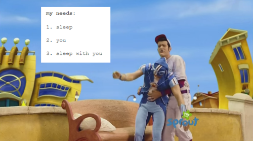 Funny Lazy Town Meme : Lazy town oh god why by infinitygirl meme center