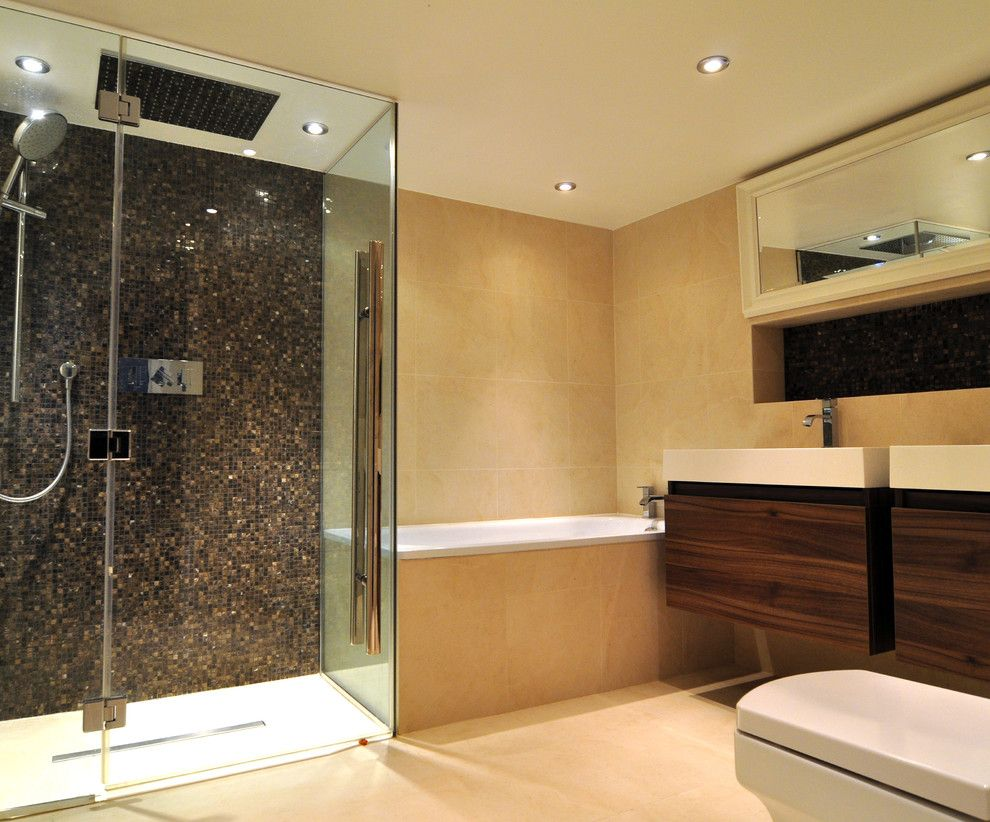 Bathroom Contemporary Design Ideas