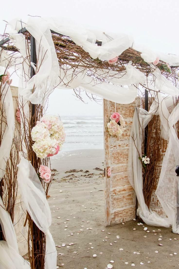 Knots And Kisses Wedding Stationery: Beach Theme Wedding Ideas ...