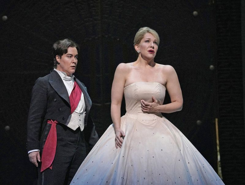 Alice Coote as Prince Charming and Joyce DiDonato in the title ...