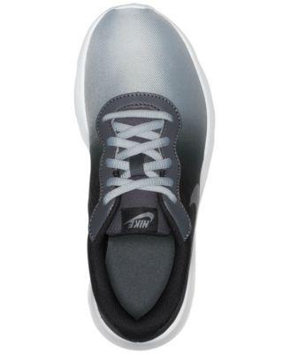 a4f2e9b110f Nike Boys  Tanjun Print Casual Sneakers from Finish Line - Black 4 ...