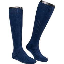 Photo of Meias de joelho falsas homens, algodão, falcão azul