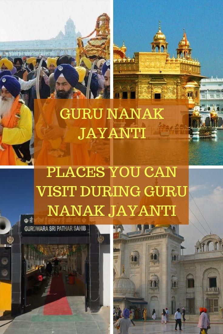 Guru Nanak Jayanti ranks one of the popular festivals in
