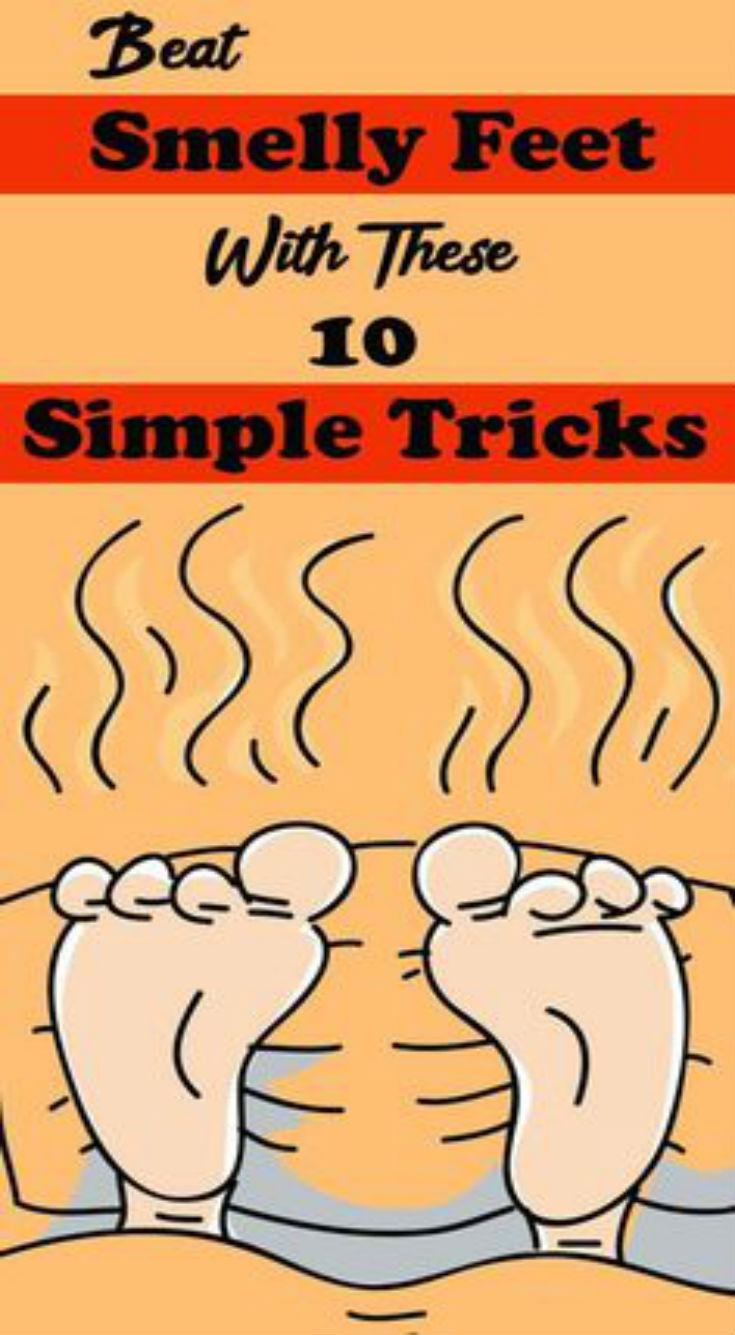 Schlagen Sie stinkende Füße mit diesen 10 einfachen Tricks – Tägliche Gerüchte   – Daily Rumors