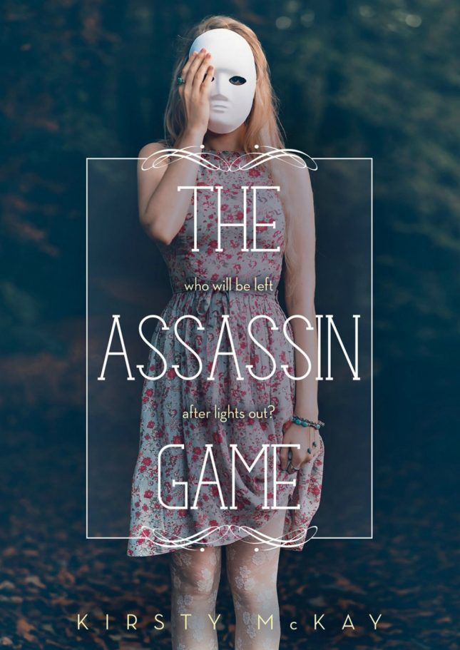 Looking For A New Young Adult Novel To Read The Assassin Game Is
