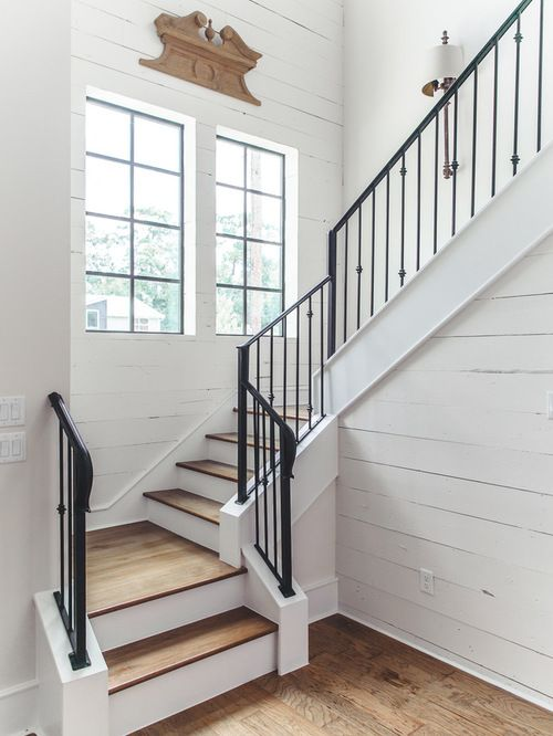 Best Remarkable L Shaped Stairs Design Best Farmhouse L Shaped 400 x 300