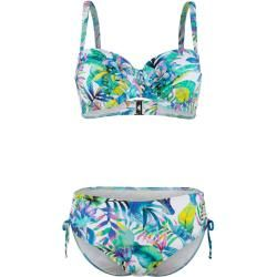 Photo of Sunflair, bikini parfaitement ajusté jusqu'à la coupe G, bleu sunflair