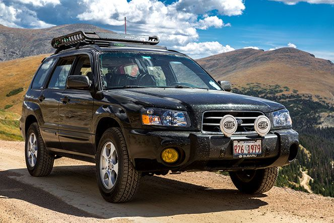 Anderson Deisgn Fabty S 03 Forester Lifted Subaru Subaru Forester Xt Subaru Forester Mods