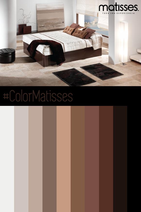 Tip De Decoración Si Quieres Darle Un Toque De Sobriedad A La Habitac Paletas De Colores Grises Colores Para Habitaciones Decoracion De Departamentos Pequeños