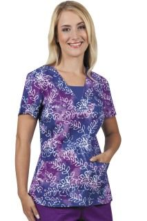 06884d366f5 Healing Hands 2158-PAF Layla Top - Violet #nursingtops Hand Scrub, Medical  Scrubs
