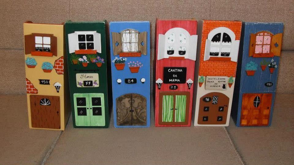 porta revistas em caixote de madeira - Pesquisa Google