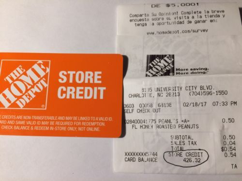 Coupons tcards home depot store credit  card for in also rh uk pinterest