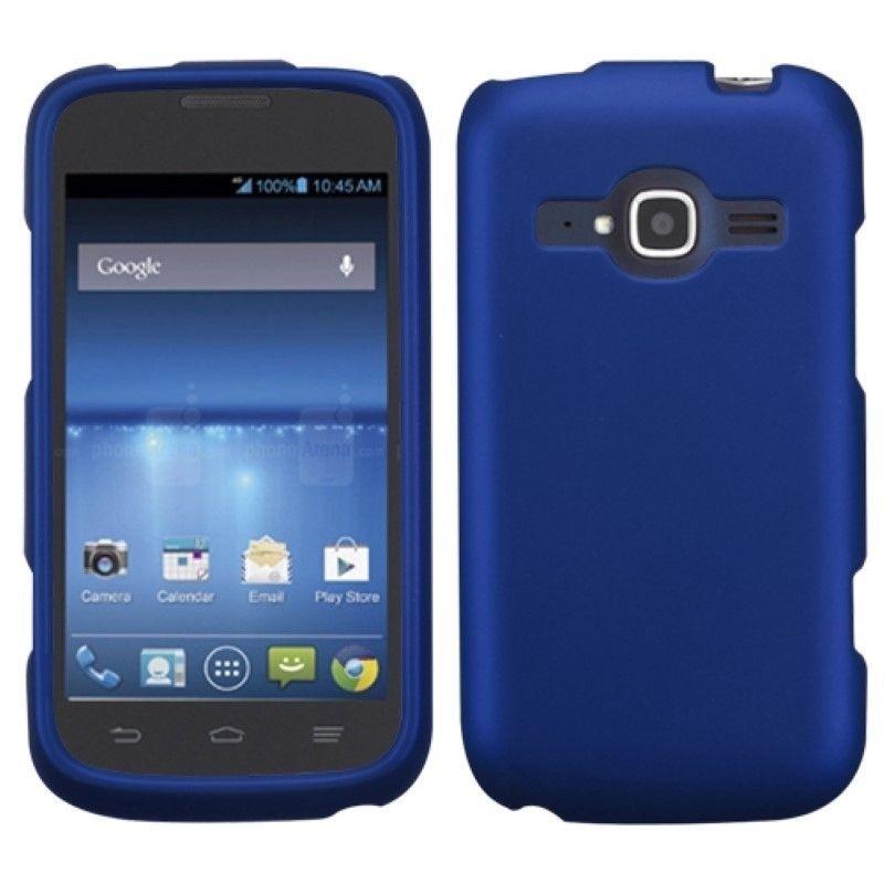 Insten Titanium Color Dust Resistant Hard Plastic Phone Case Cover for ZTE Concord II Z730