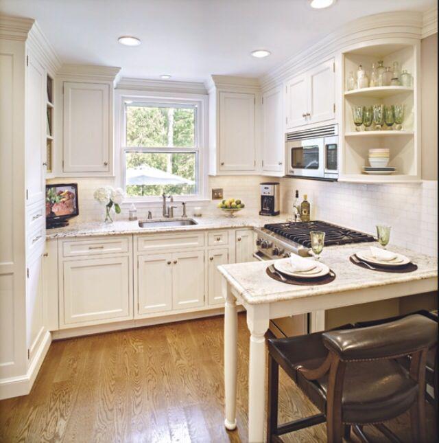 Small Square Kitchen Interior Design: Square Kitchen Layout, Square Kitchen, Kitchen Remodel
